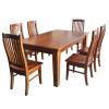 solid nz pine dining set 7 piece