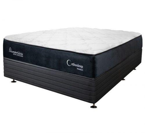mattress with base