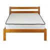 tina bed frame wooden