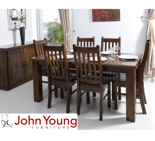 albury dining set from john young